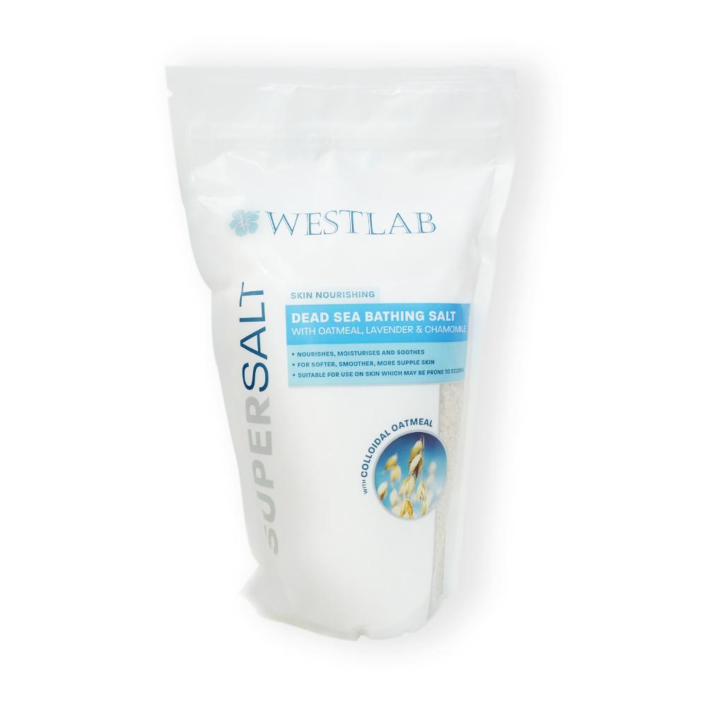Westlab|肌活滋養死海鹽