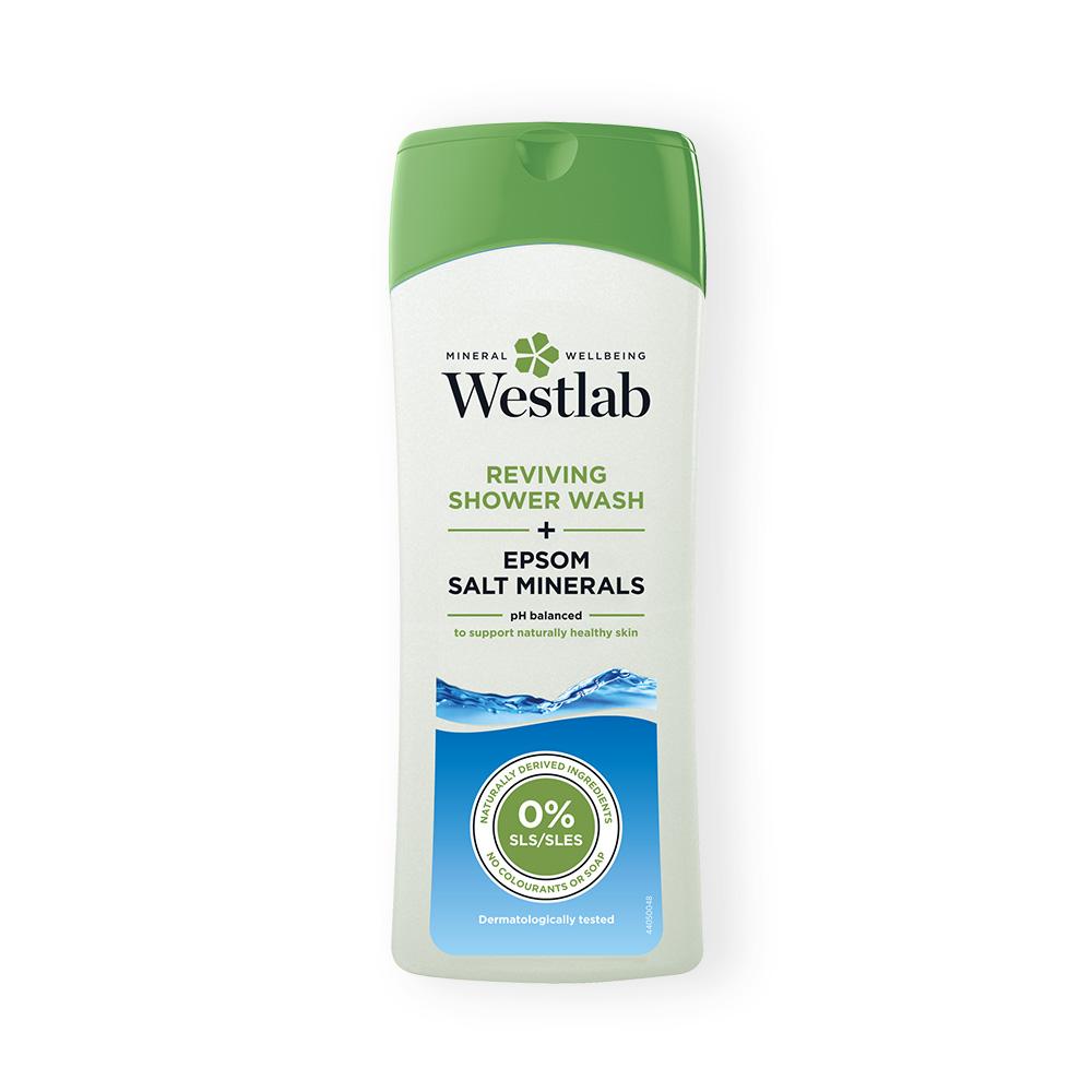 Westlab|淨化鎂鹽賦活沐浴露