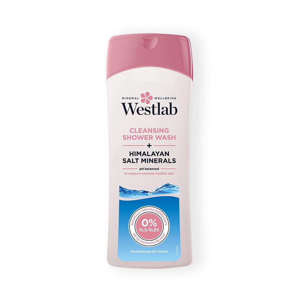 Westlab|深層潔淨喜馬拉雅山岩鹽沐浴露