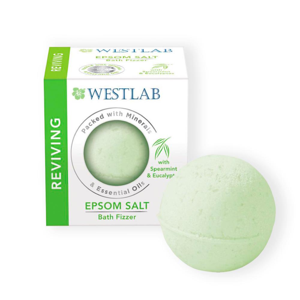 Westlab|賦活淨化鎂鹽沐浴球