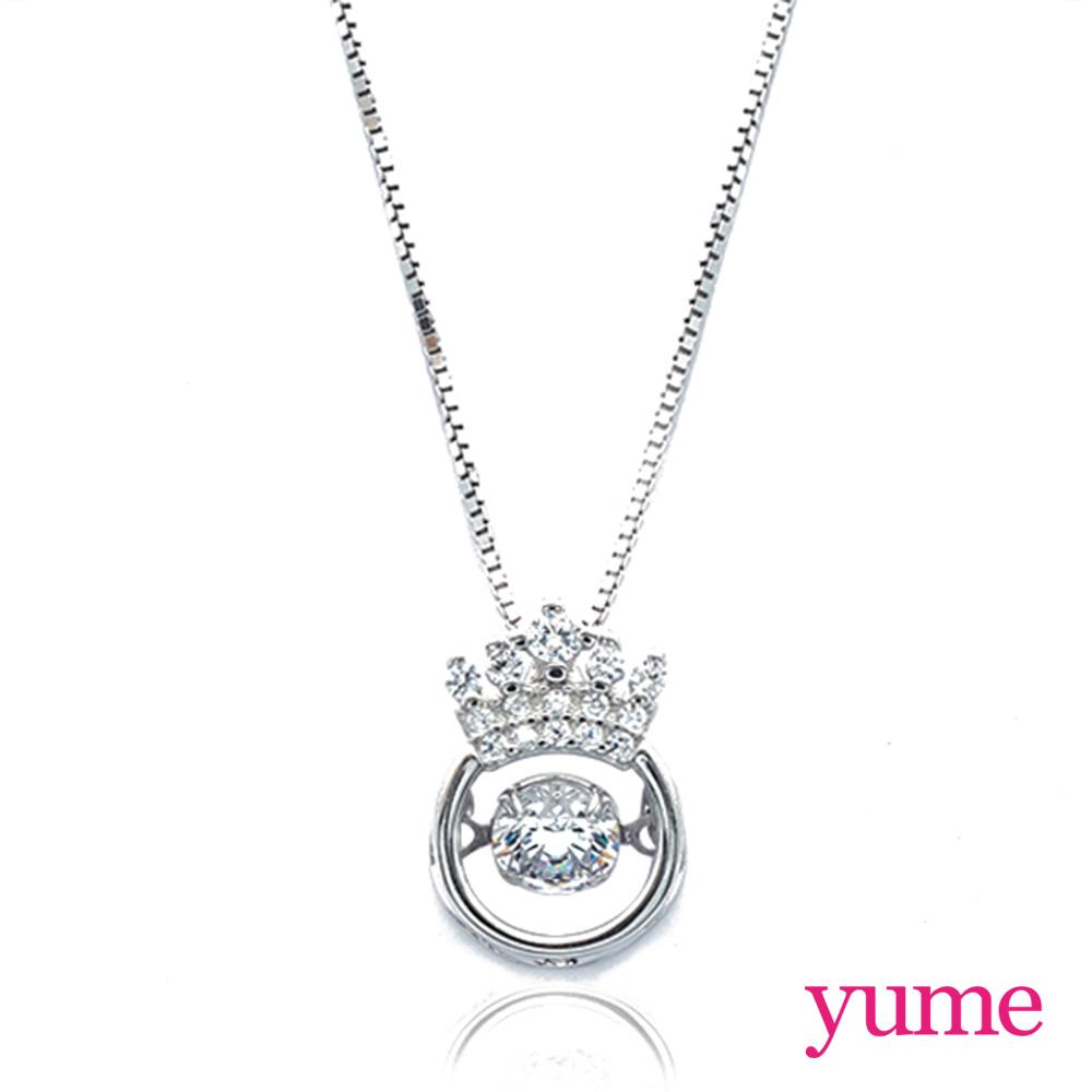【YUME】精靈皇冠項鍊
