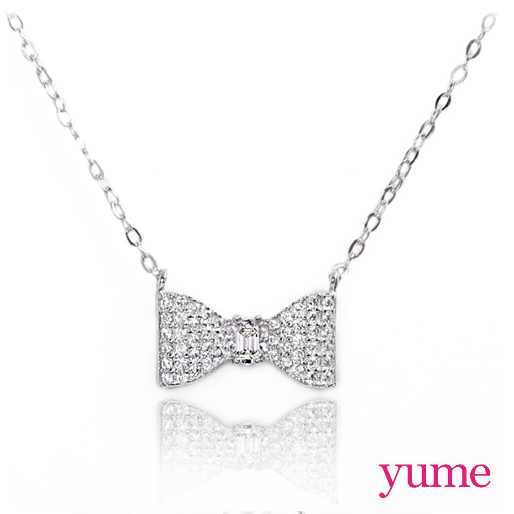 【YUME】鑽石結項鍊