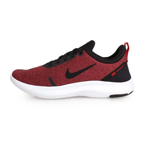 (男) NIKE FLEX EXPERIENCE RN 8 慢跑鞋-訓練 路跑 紅黑
