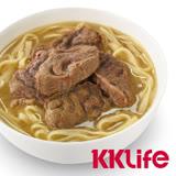 【KKLife-紅龍】職人系列 清燉腱心牛肉麵(牛肉湯600g * 2包;面220g * 2包)任選