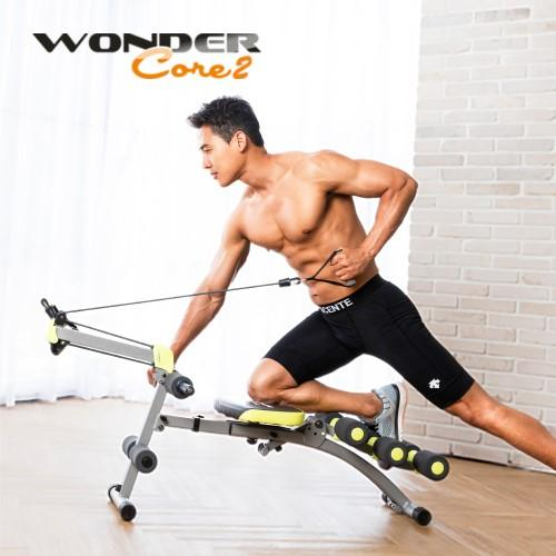 Wonder Core Wonder Core 2 全能塑體健身機「強化升級版」 x1