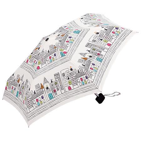 日本KIU 輕巧摺疊雨傘