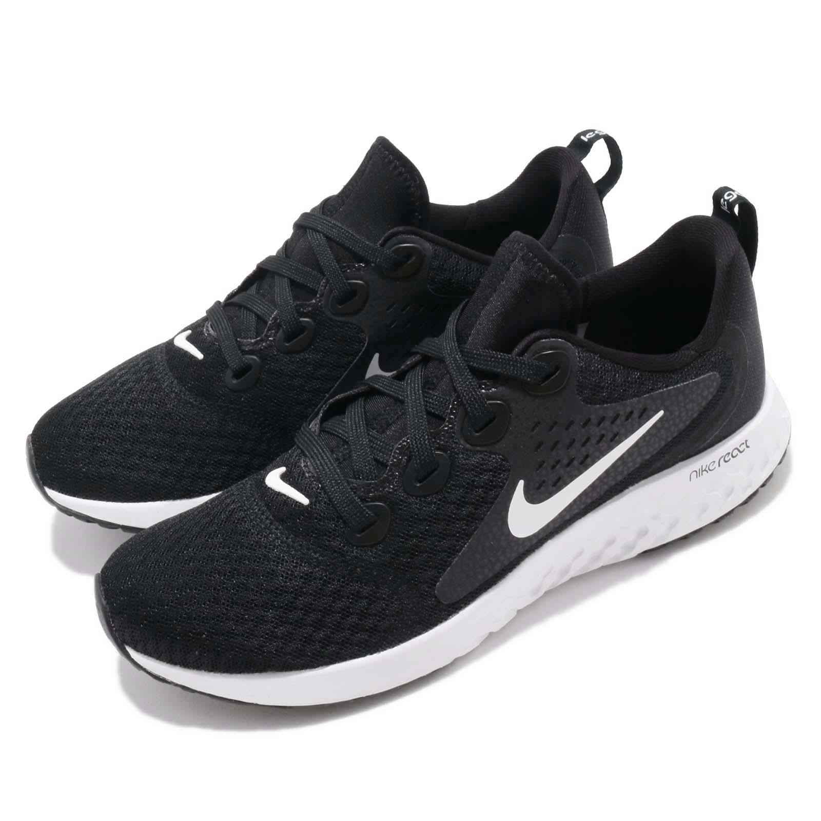 Nike 慢跑鞋 Legend React 女鞋 AH9438-001