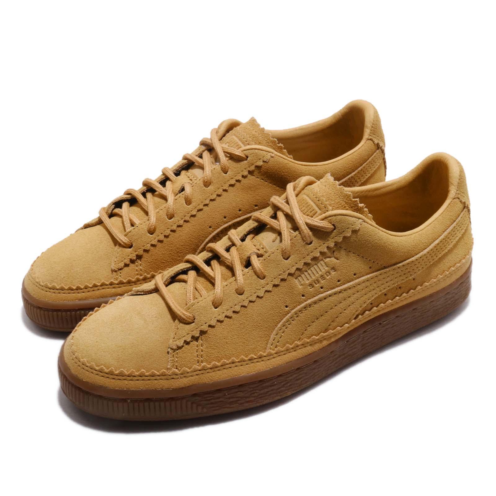 Puma 休閒鞋 Suede Classic 運動 男女鞋 36663103