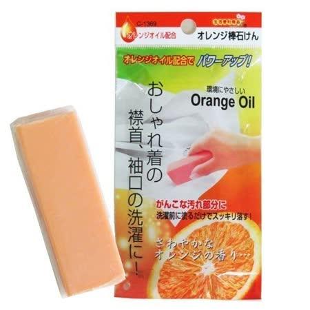 日本製不動化學 橘子去污棒10入