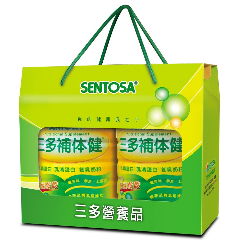 【三多】補体健禮盒(750g*2罐)组