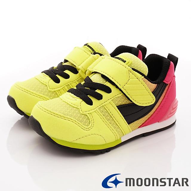 日本Carrot機能童鞋-HI系列機能款-C2121G7黃-15-19cm