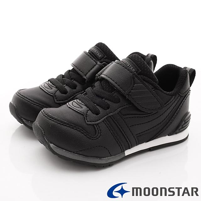 日本Carrot機能童鞋-HI系列機能款-C2121PL6黑-15-19cm