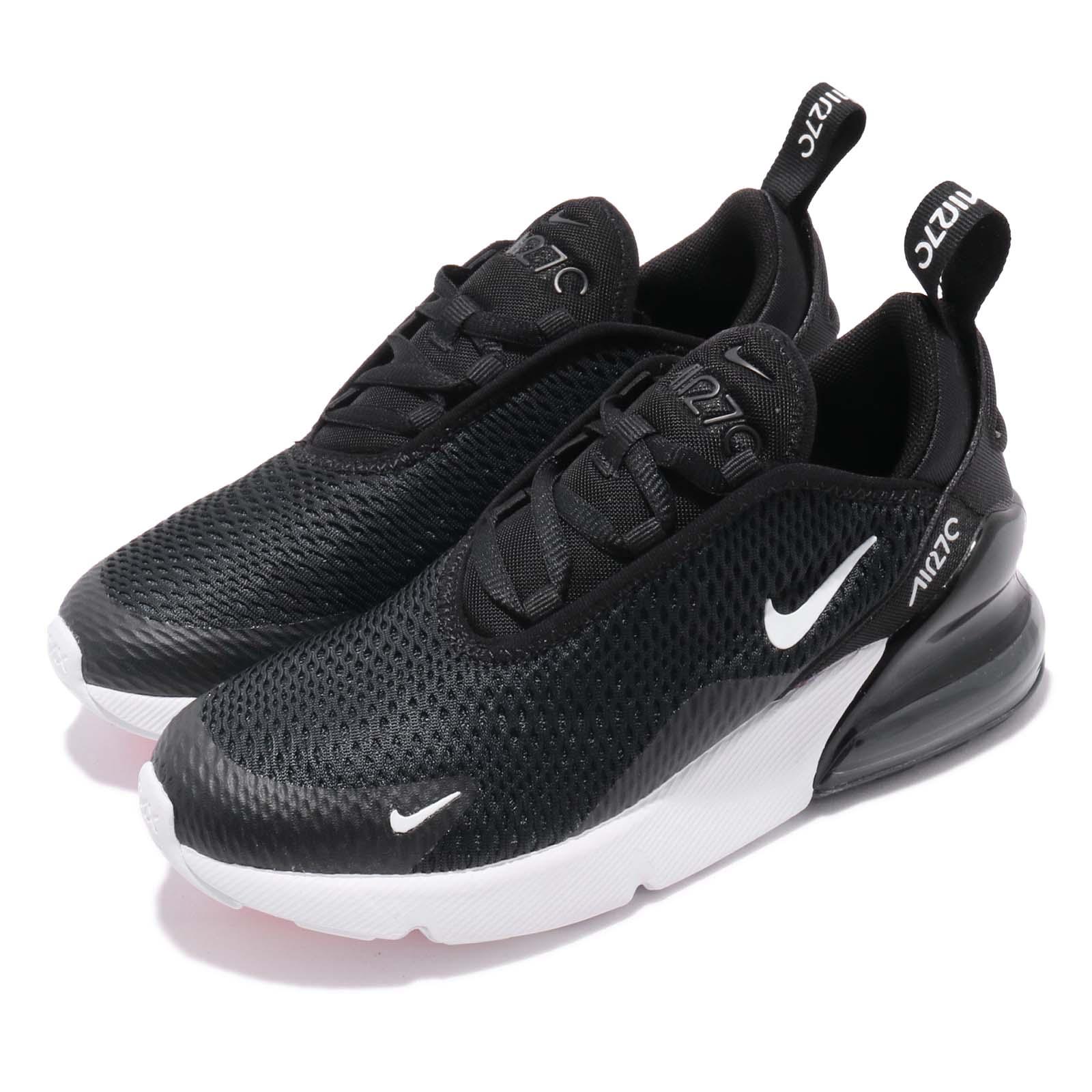 Nike 休閒鞋 Air Max 270 童鞋 AO2372-001