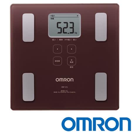 OMRON歐姆龍體重體脂計HBF-214