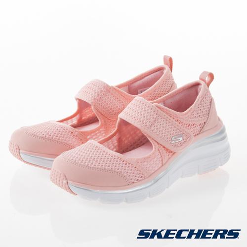 SKECHERS (女) 休閒系列 FASHION FIT - 13311PNK