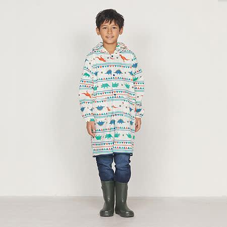 日本WPC 空氣感兒童雨衣