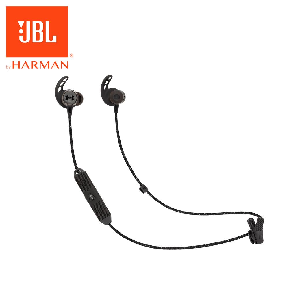 JBL UA Sport Wireless React 聯名款耳道式藍牙運動耳機