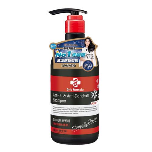 Dr's Formula控油洗髮精(激涼)580g