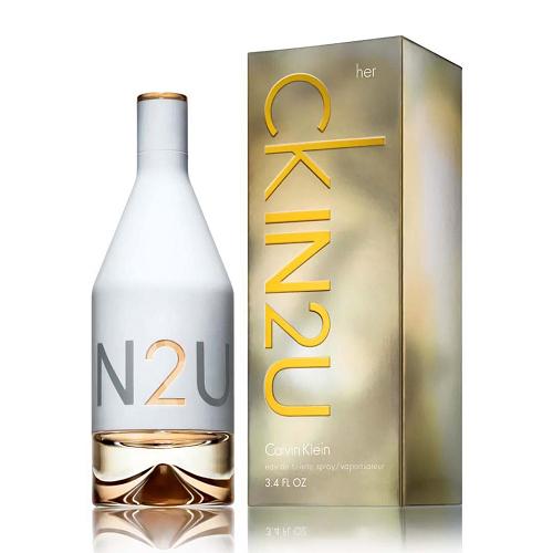 Calvin Klein CK IN2U FOR HER 女性淡香水 150ml