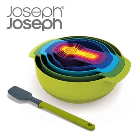 英國Joseph Joseph 量杯打蛋盆9件組