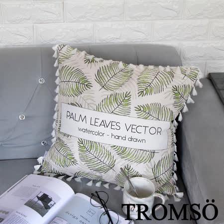 TROMSO 風尚北歐小流蘇抱枕