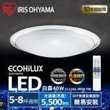 日本IRIS 5-8坪 LED 遙控 調光調色 吸頂燈 天花板燈 白露CL12DL-MFM