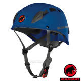 【瑞士 MAMMUT 長毛象】新款 Skywalker 2 安全頭盔.岩盔.攀岩頭盔.安全帽.登山帽/EPS內部吸震.登山.攀岩/2030-00240-5018 藍