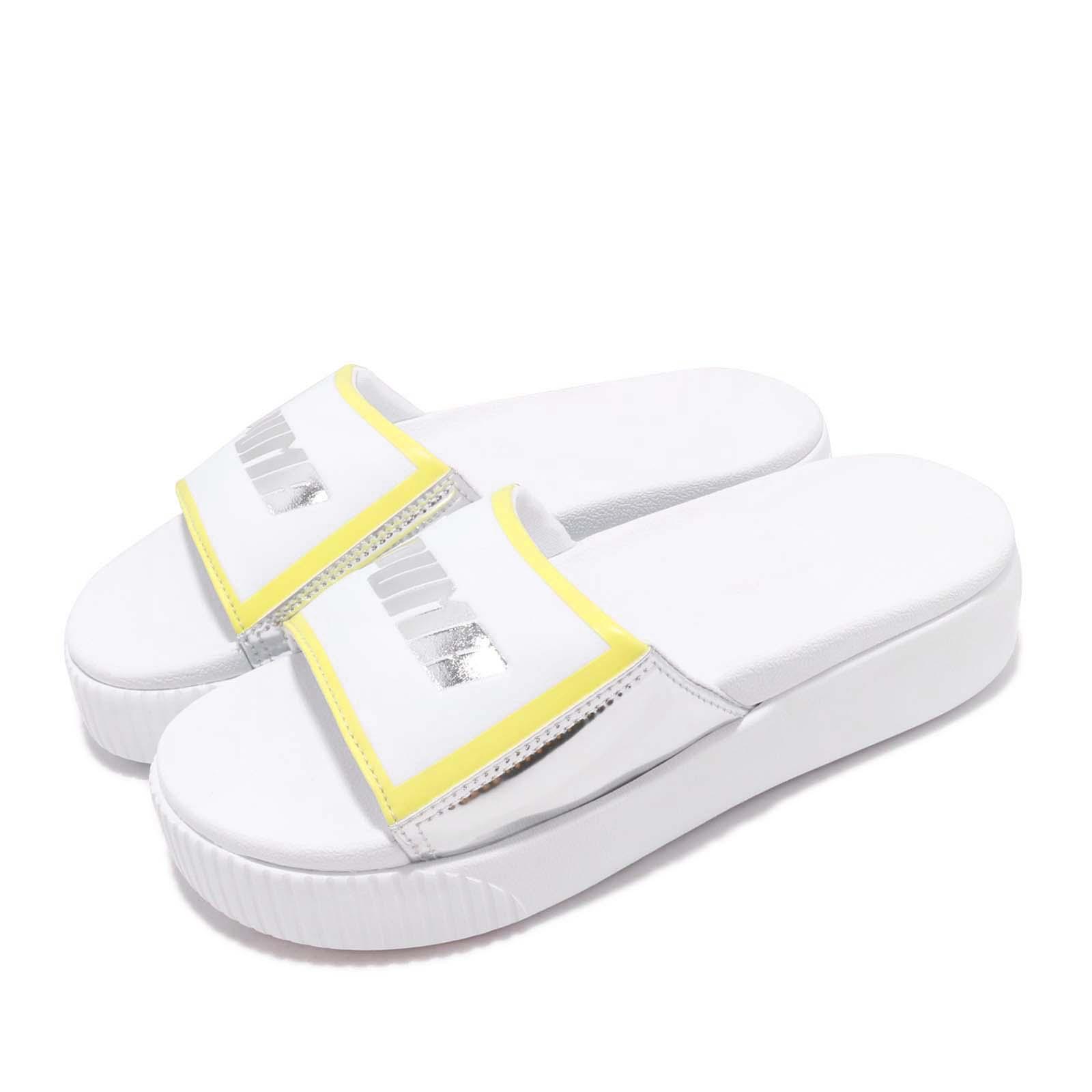 Puma 涼拖鞋 Platform Slide 穿搭 女鞋 36942101