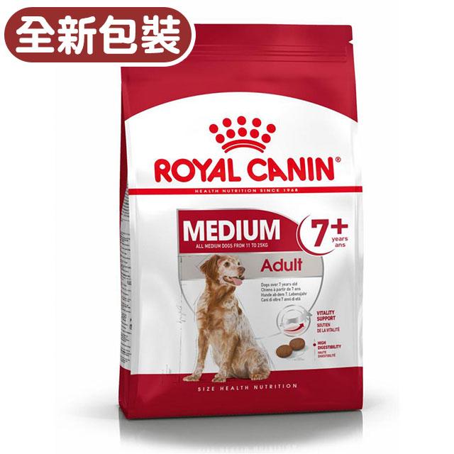 《法國皇家》中型老犬 SM+7 15kg(公斤)