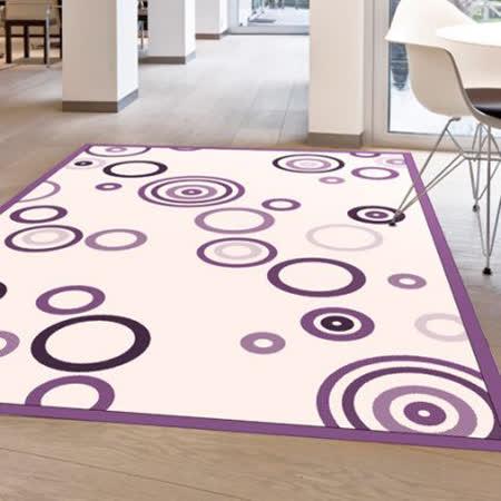 范登伯格 花草集 魔幻泡泡絲質地毯