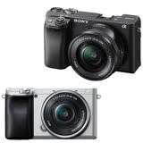 SONY A6400L 16-50mm 變焦鏡組(公司貨)-送64G 記憶卡+專用電池+座充+專用相機包+清潔組+保護貼+讀卡機+迷你腳架