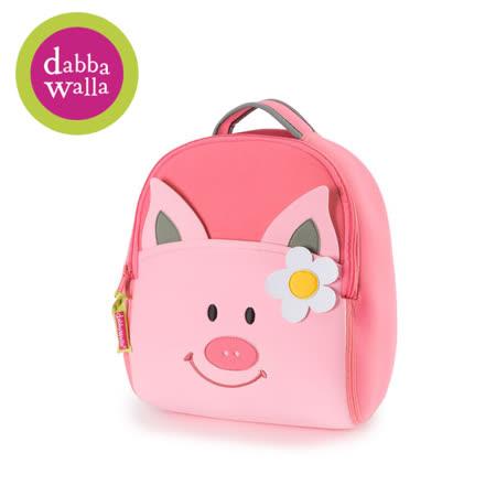 Dabbawalla瓦拉包 粉紅豬兒童後背包
