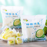 【老實農場】檸檬冰角(280g/包)6包