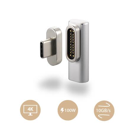 iEasy USB-C  L型 磁吸轉接頭