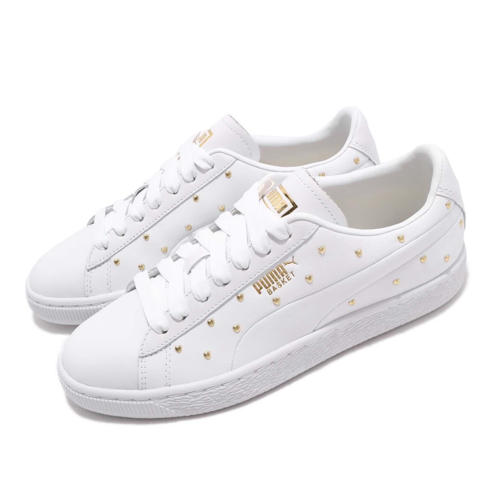 Puma 休閒鞋 Basket Studs 運動 女鞋 36929801
