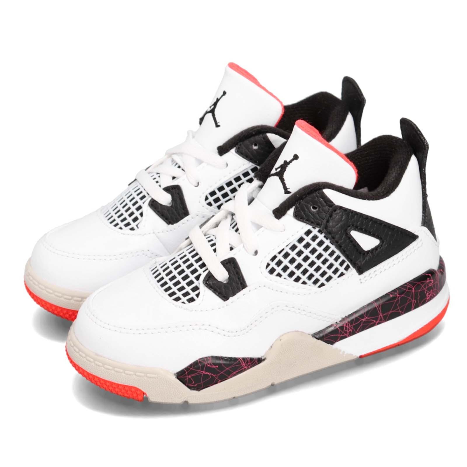 Nike 籃球鞋 Jordan 4 Retro 童鞋 BQ7670-116