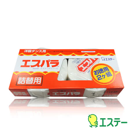 【雞仔牌】圓狀補充便利防蟲劑-2入裝