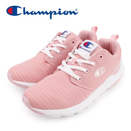 【Champion】A I 輕量時尚女運動鞋-粉(91-1220266)