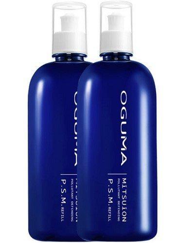 OGUMA水美媒秘之湧噴年輕補充瓶500ml*2瓶
