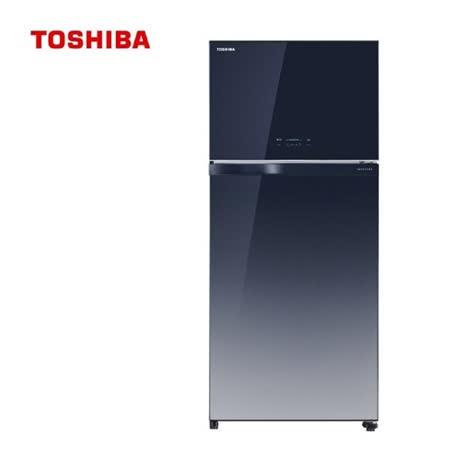 │TOSHIBA│東芝 608L 變頻無邊框鏡面電冰箱 GR-AG66T(GG)