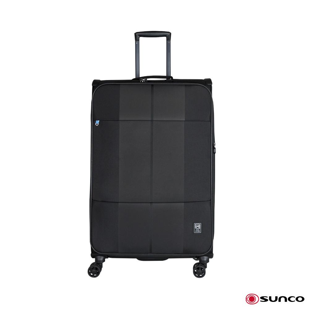 《Traveler Station》日本SUNCO finoxy zero 28吋 擴充拉鍊軟箱