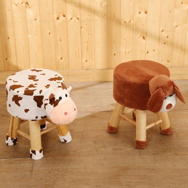 BuyJM可愛動物造型小椅凳/板凳/兒童椅