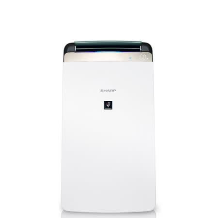 SHARP夏普  衣物乾燥 空氣清淨除濕機