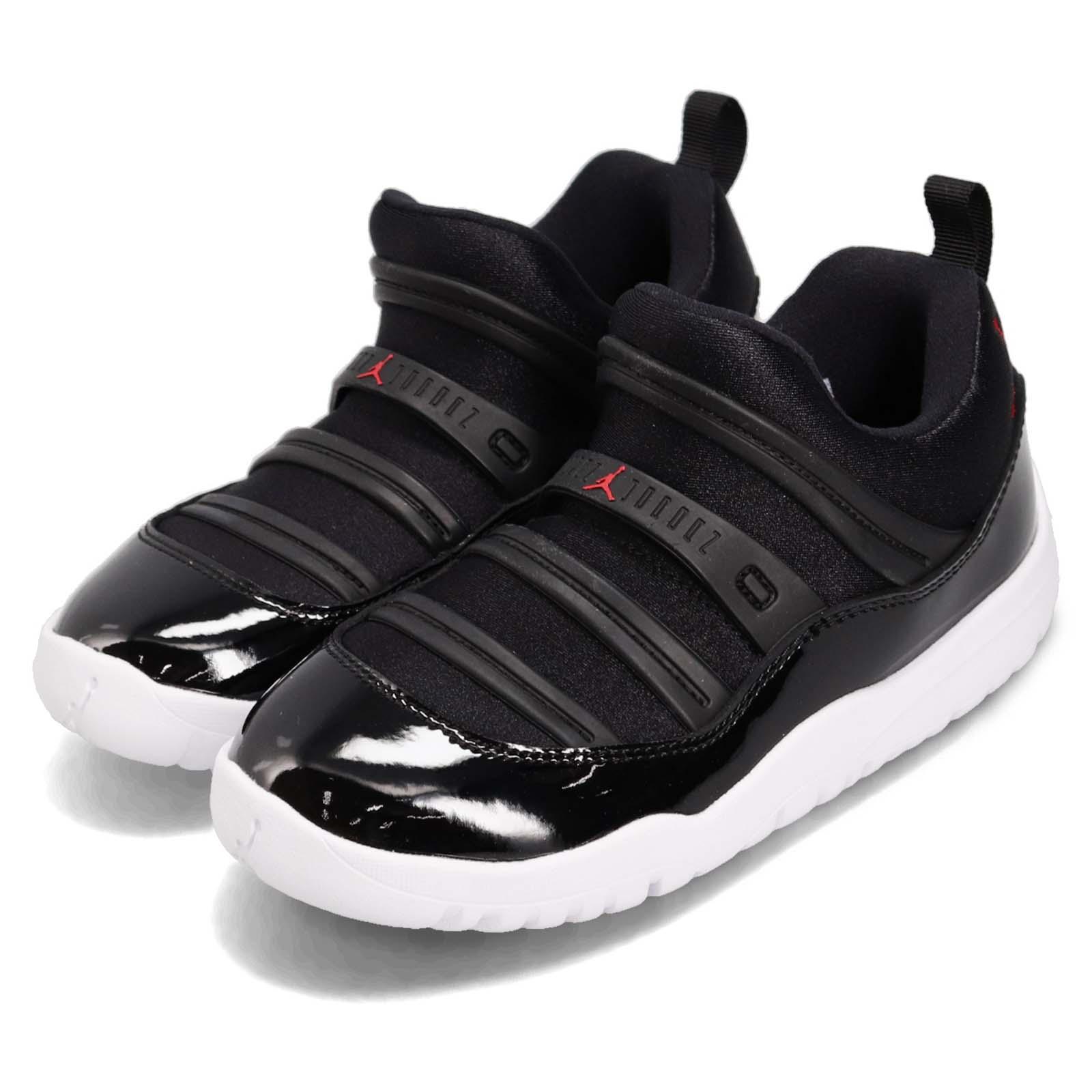 Nike 籃球鞋 Jordan 11 Retro 運動 童鞋 BQ7101-002