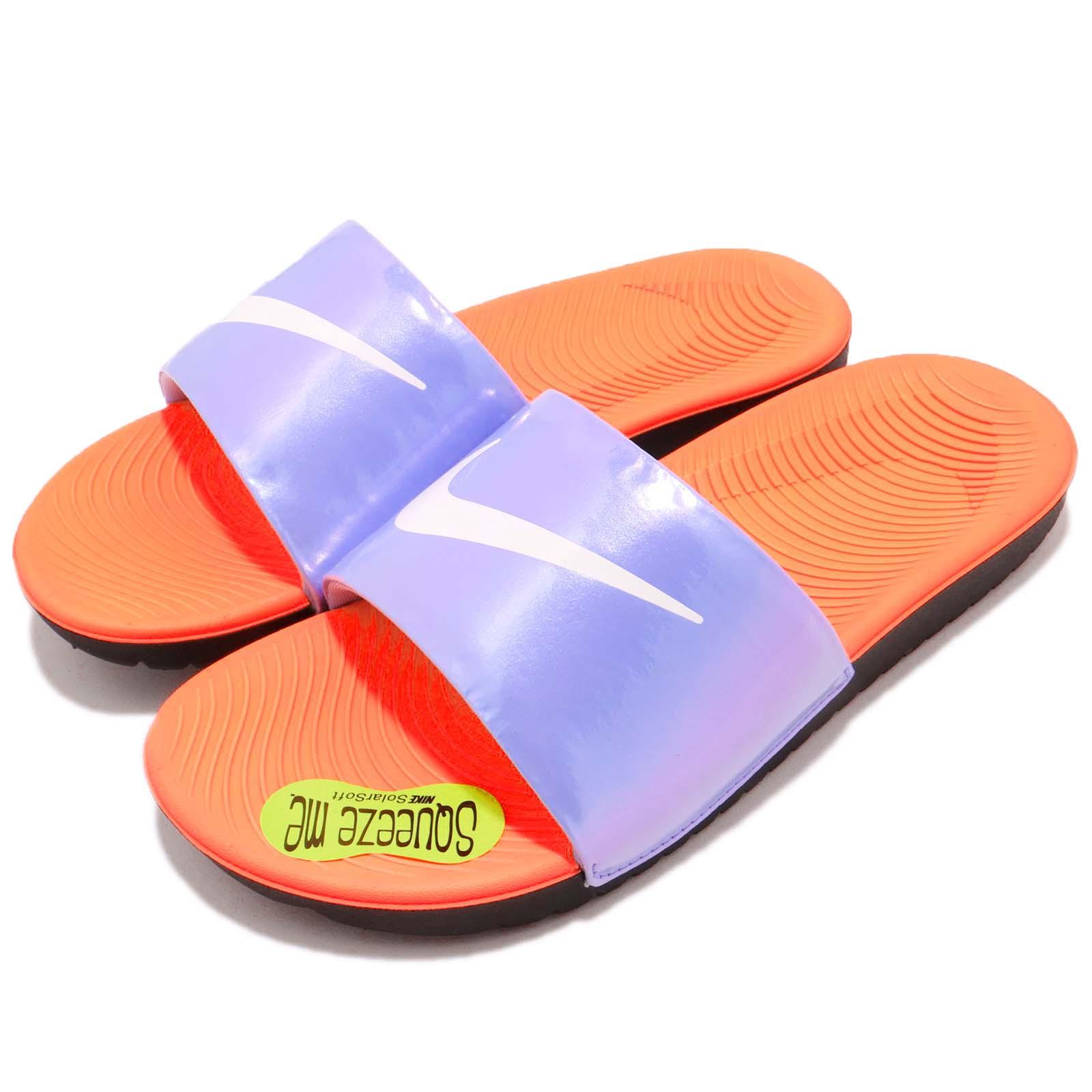 Nike 拖鞋 Kawa Slide SE 女鞋 童鞋 AJ2503-001