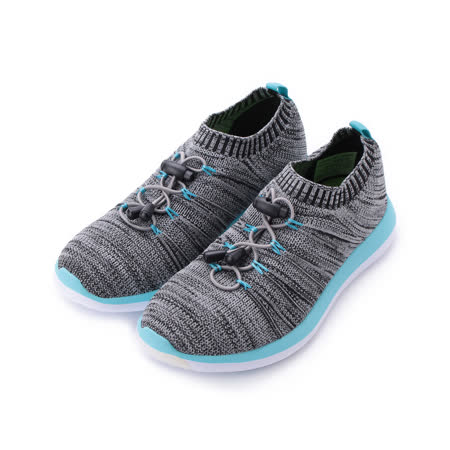 ARNOR 編織 束帶襪套慢跑鞋