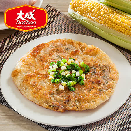 大成-雞本享受 雞肉香蔥薄餅*40片組