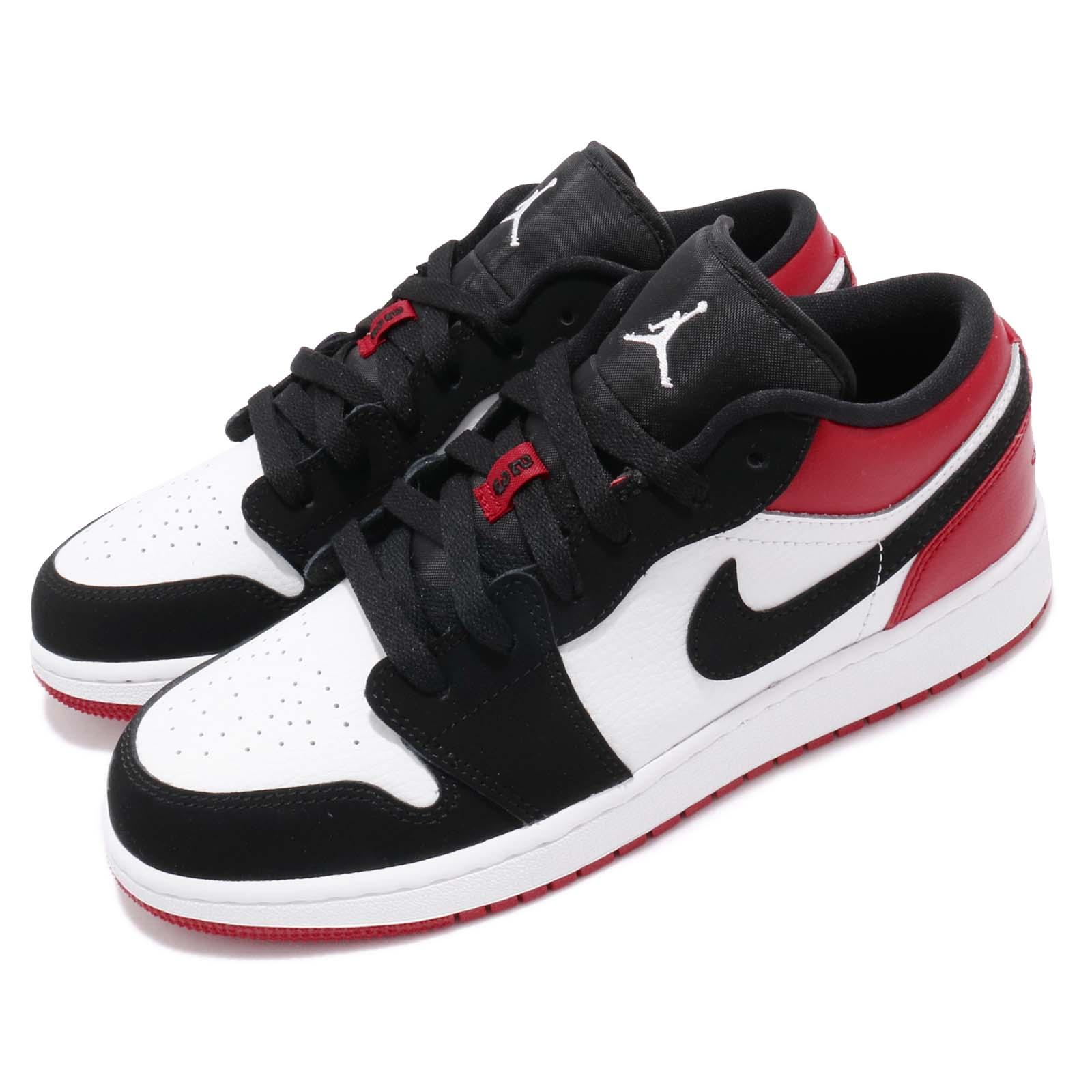 Nike 籃球鞋 Air Jordan 1 Low 女鞋 553560-116