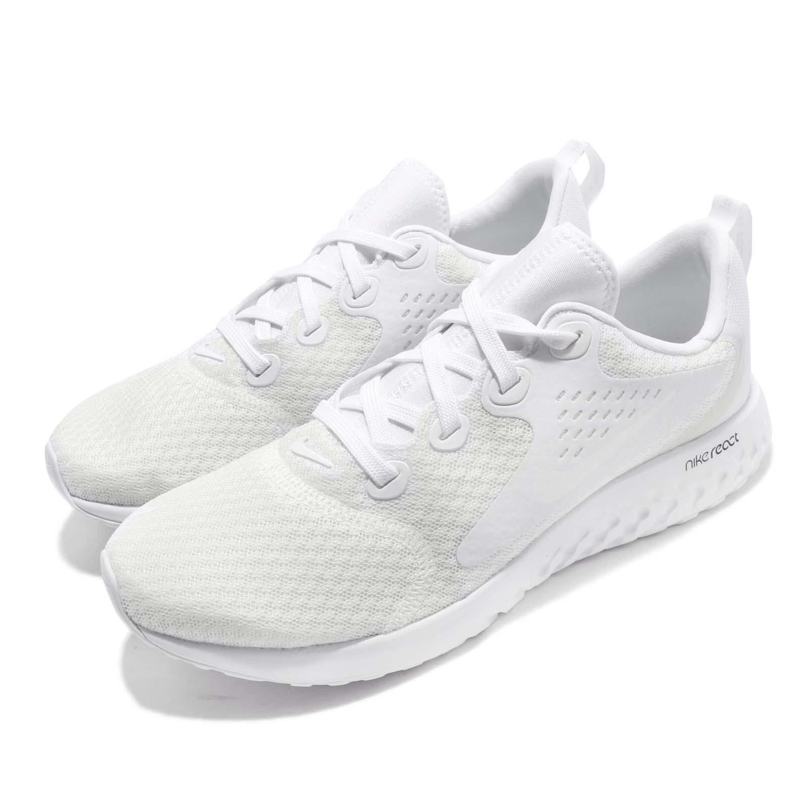 Nike 慢跑鞋 Legend React 女鞋 AH9438-100
