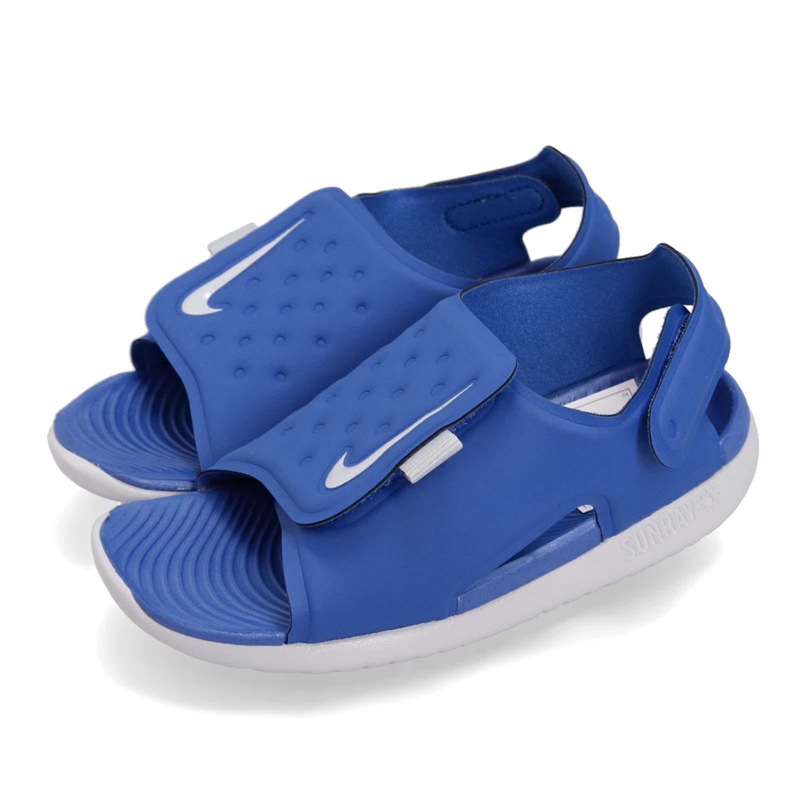 Nike 涼拖鞋 Sunray Adjust 5 童鞋 AJ9077-400